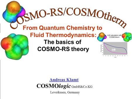 From Quantum Chemistry to Fluid Thermodynamics: