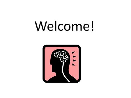 Welcome!. Why Self-Regulation? What is needed in order to learn? Learning Physical Needs Met Cognitive Abilities Social Skills Self-Regulation Skills.
