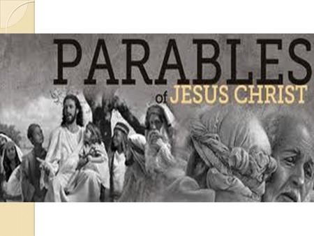 What are the parables? A parable is a short tale which Jesus used to make his lessons easy for us.