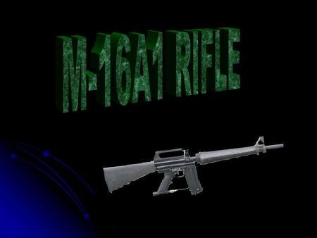 Eugene Stoner- known as the inventor/developer of the M-16A1 Rifle. Armalite Company- First manufacturer of AR-10 and AR- 15. - Subsidiary of Fairchild.