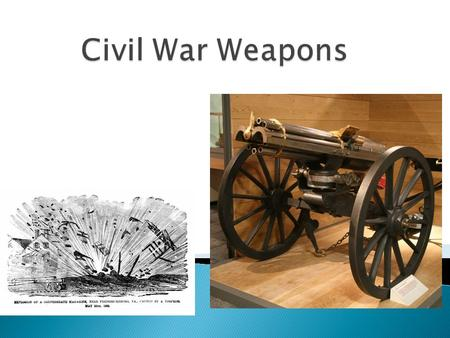 Civil war means war between organized groups within a single nation state American Civil War broke out in late December, 1860, at Fort Sumter in South.