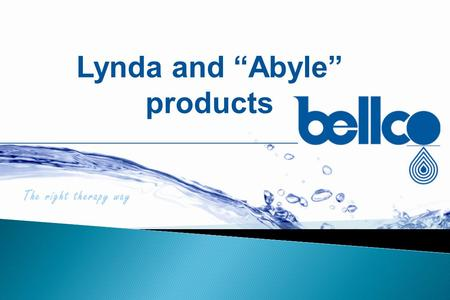 "Lynda and ""Abyle"" products"