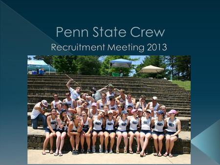 About the Team Practice Regattas Spring Break Post-Season Coachs Talk Questions.