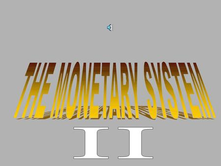 How the Fed controls the money supply? Recall: money supply = currency plus deposits at banks Decisions are made by FOMC –FOMC meets next Tuesday –markets.