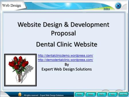 Website Design & Development Proposal