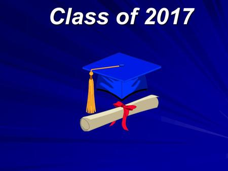 Class of 2017 Class of 2017. School Within a School Three wings with one grade per wing Three sections in each wing Four classes in each section –Social.