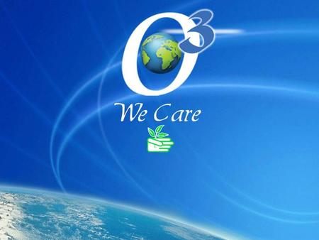 O3 Germ Free Complete Protection Against Bacteria introducing.