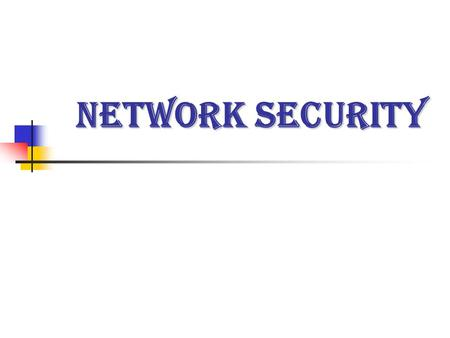 NETWORK SECURITY. Authentication Applications OUTLINE Security Concerns Kerberos X.509 Authentication Service Recommended reading and Web Sites.