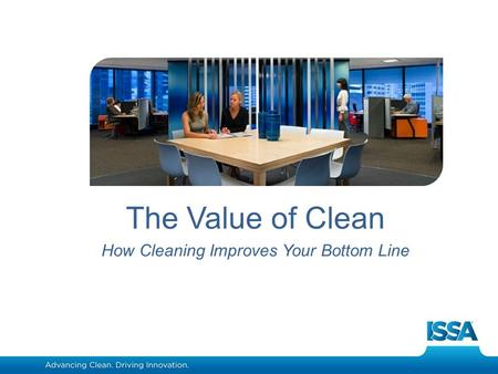 How Cleaning Improves Your Bottom Line
