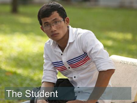 The Student. I dont have time to pray, says Phuoc, who moved to Ho Chi Minh City from his hometown about 50 miles away. Its hard to live here – I am away.