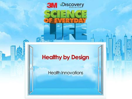 Healthy by Design Health Innovations. 1 Engage Health Innovations Hand SanitizerElectric Toothbrush MRI Machine Motorized Wheelchair.