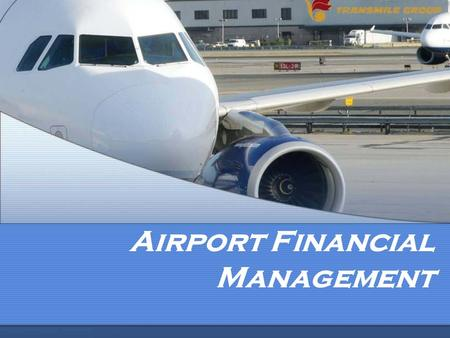 Airport Financial Management