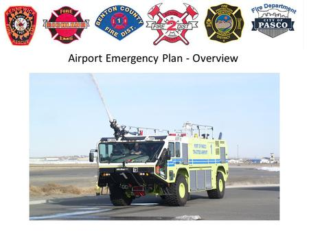 Airport Emergency Plan - Overview. The Tri-Cities Airport Emergency Plan was developed through cooperation between: Federal Aviation Administration Tri-Cities.