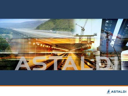 ASTALDIs first experience in Turkey dates back to 1987 with the construction of the Anatolian Motorway and since then it has proudly become one of the.