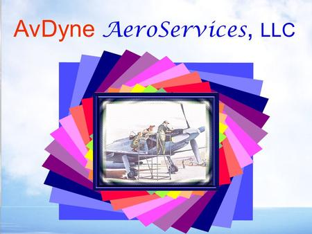 AvDyne AeroServices, LLC. About Us … Our Facility.