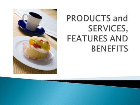 A product is anything that can be offered to a customer that might satisfy a want or need (Kotler et al., 2006).