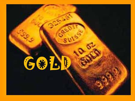 1 GOLD. 2 GOLD MINING INDUSTRY Demand & supply of gold Production of gold Market dynamics Large producers Firm cost structure and revenue composition.