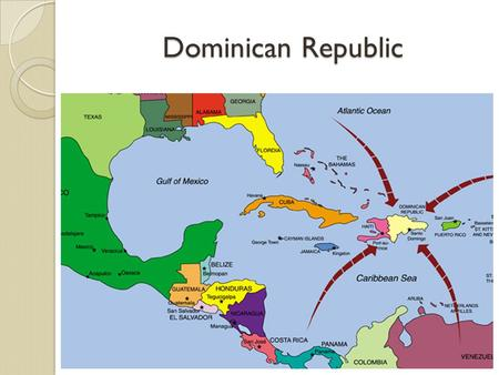 Dominican Republic. Mining Property All mineral substances belong to Dominican State. Exploration rights are granted through concessions or contracts.