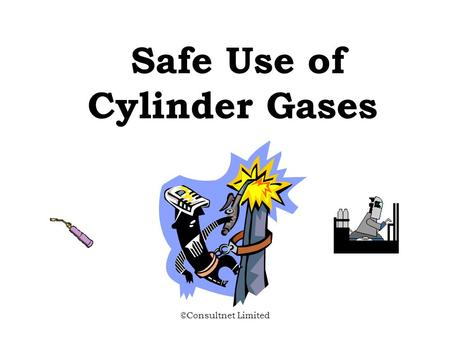 Safe Use of Cylinder Gases