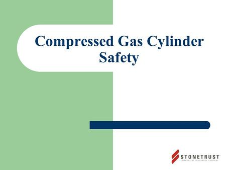 Compressed Gas Cylinder Safety. Industrial, manufacturing, repair shops, fabrication shops and construction operations require the use of compressed gases.