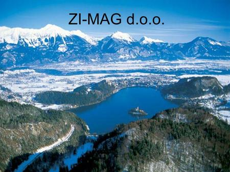ZI-MAG d.o.o.. 2 Who are we? We are one of the leading wholesale trader in Slovenia with 20-years of tradition. We buy, distribute, market, represent.