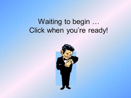 Waiting to begin … Click when youre ready!. Sharon Elin Revised 2009 Citing Internet Sources the Easy Way ~ Using Easybib.com.