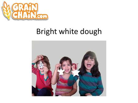 Bright white dough. Ingredients 2 cups bicarbonate of soda 1 cup cornflour 1 cup water _____ Combine baking soda, cornflour and water in a saucepan and.
