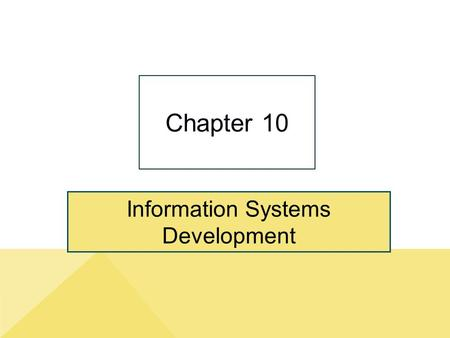 Information Systems business report topic