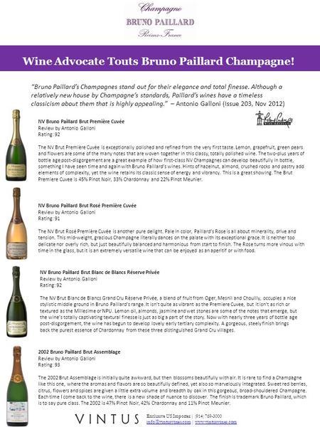 note champagne castellane