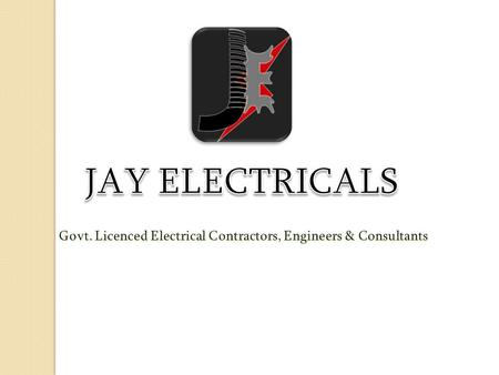 Dear Sir, We are the Govt. Licensed Electrical Contractor in the Mumbai region for all types of electrical consultancy for installations, Control Panels,
