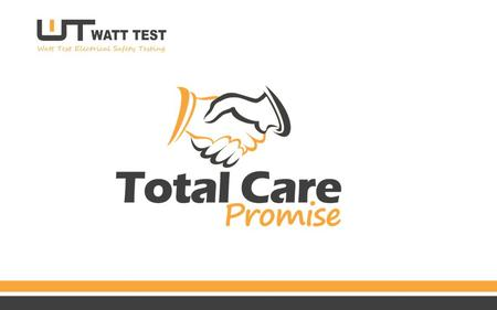 Welcome to the Total Care Promise Solar System Warranty Protection Plan.