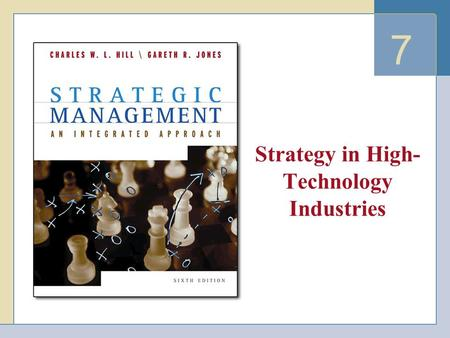 7 Strategy in High- Technology Industries. Copyright © Houghton Mifflin Company. All rights reserved.7 - 2 Overview Technology –The body of scientific.