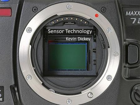 Sensor Technology Kevin Dickey. Traditional CCD and CMOS sensors CCD – Charge Coupled Device CMOS – Complimentary Metal Oxide Semiconductor CMOS sensors.