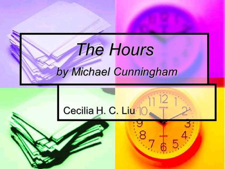 the hours by michael cunningham essay