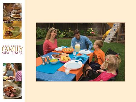 Family Mealtimes Made Easy Simple Ways to Enjoy Eating and Talking TOGETHER.