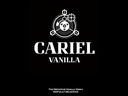 The Definitive Vanilla Vodka SINFULLY DELICIOUS. A five year quest by Master Blender Peter Carlson to make most delicious vanilla vodka the world had.