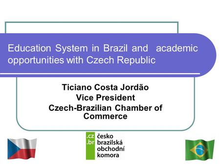 Czech-Brazilian Chamber of Commerce