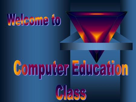 In this class you will learn COMPUTER BASICS and how to use DIFFERENT APPLICATIONS details.