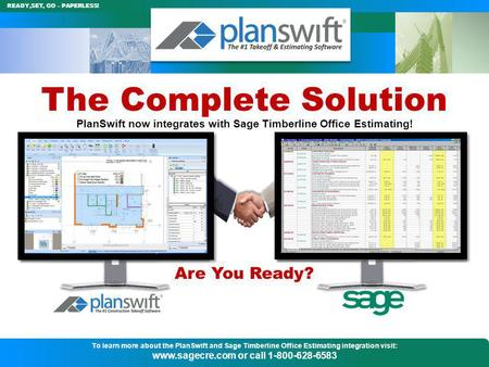 The Complete Solution Are You Ready?