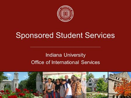 Make a great first impression with the sunapsis front desk - International student services office ...