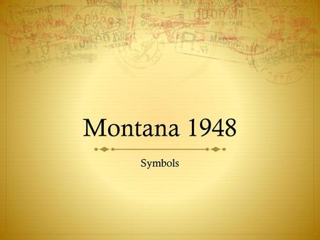 loyal quotes on montana 1948 Music post/macbeth  another book that one might read is montana 1948,  inappropriate they will not get in trouble if their colleagues are loyal quote:.