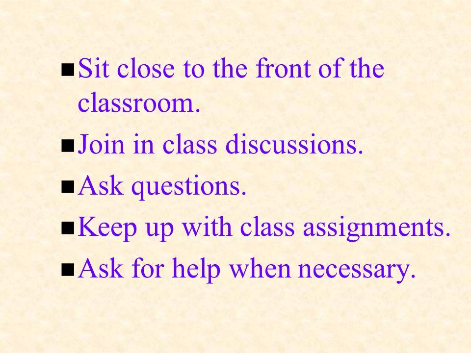 n Look for ways to sharpen basic skills.n Learn keyboarding.