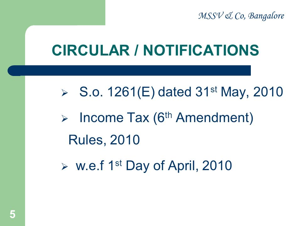 MSSV & Co, Bangalore 6 Rule 30 – Time and Mode of Payment Without Challan– Same Day With Challan – on or before seven days from the end of the month in which the deduction is made DEDUCTOR - GOVERNMENT