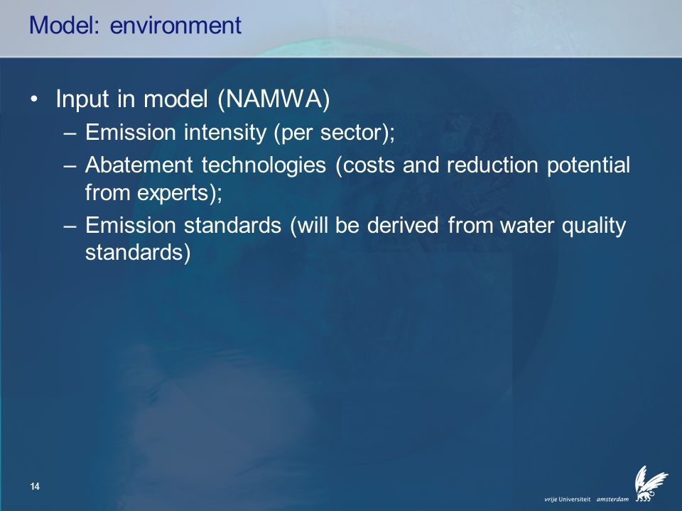 15 Example of abatement cost curves