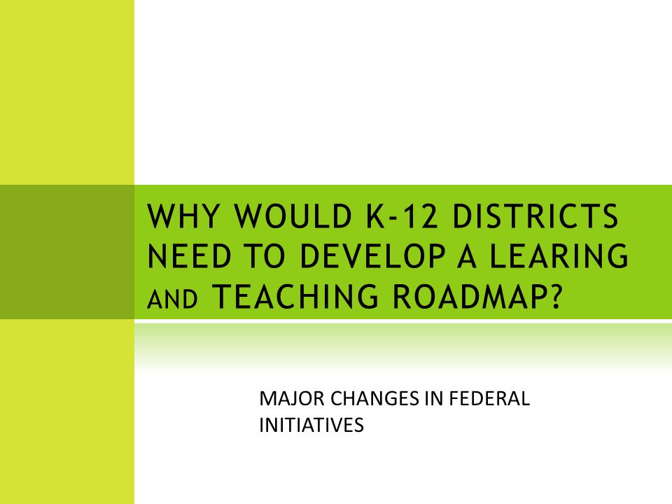 NO CHILD LEFT BEHIND NCLB Passed In 2001 Set Academic Goals For K-12 Schools Through State Depts.