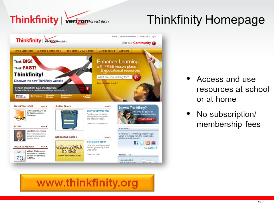 20 How Do You Find Resources on Thinkfinity?