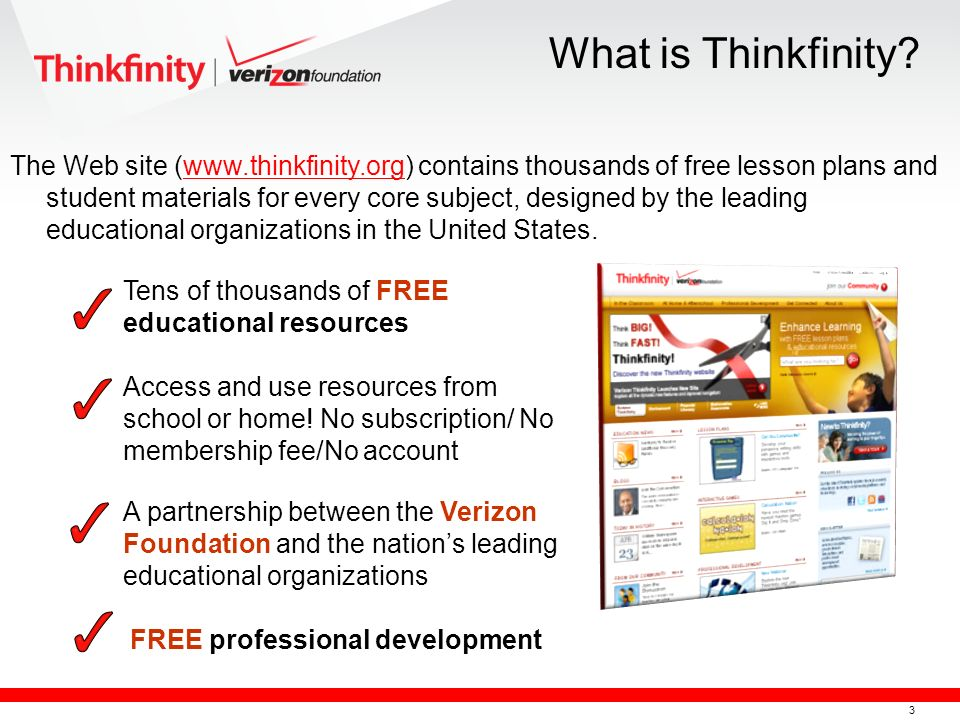 4 Verizon Foundations Core Initiatives Promoting 21 st Century Skills Demonstrating a Commitment to Corporate Responsibility