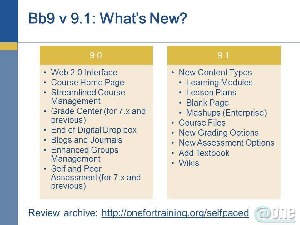 New: Web 2.0 Interface Web 2.0 Interface = Drag and Drop Reduces clicks and page loads