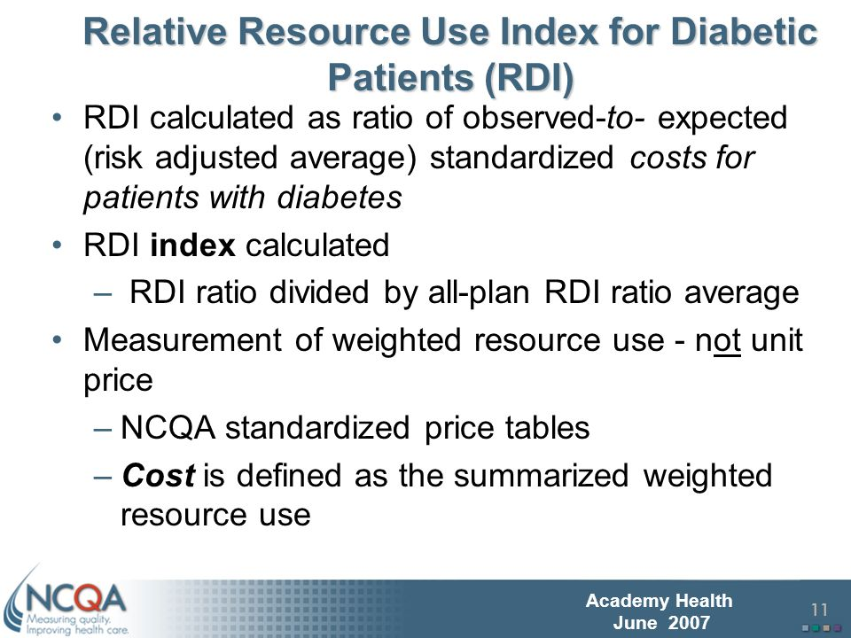 12 Academy Health June 2007 Observed Resource Use (PMPM) HMO & PPO N=31