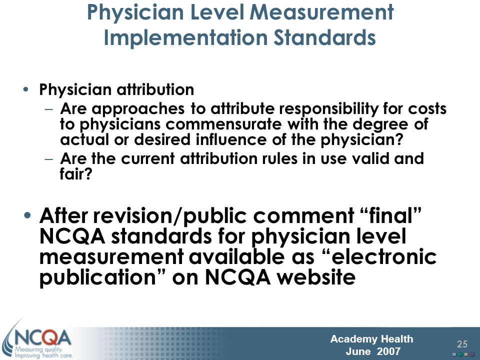 26 Academy Health June 2007 Discussion/Questions